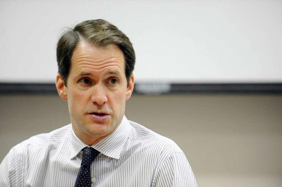 U.S. Rep. Jim Himes, D-Connecticut. Photo: Michael Cummo / Hearst Connecticut Media / Stamford Advocate