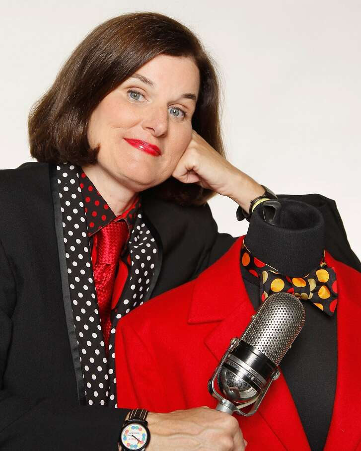 Paula Poundstone will share her comedic take on life with folks at Foxwoods Resort Casino on Friday, Feb 19. She is seen here at The Ice House Comedy Club on July 12, 2012, in Pasadena, Calif.