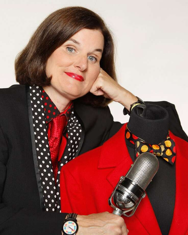 Paula Poundstone performs at the Nourse in S.F. Photo: Michael Schwartz / Contributed P