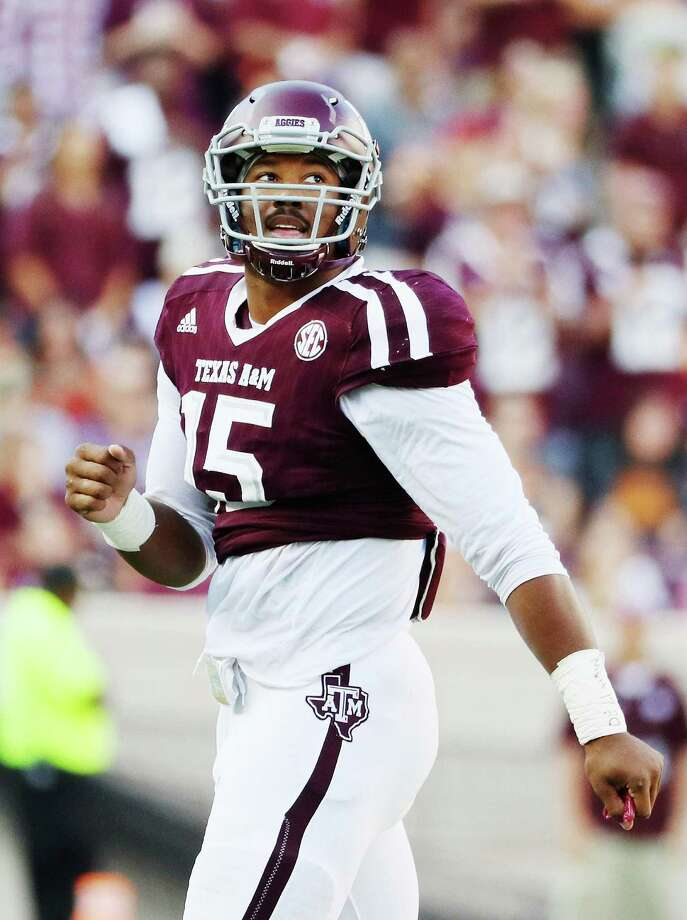 1. Cleveland BrownsMcClain: Myles Garrett, DE, Texas A&MWilson: Myles Garrett, DE, Texas A&MMel Kiper, ESPN: Myles Garrett, DE, Texas A&M Photo: Scott Halleran /Getty Images / 2016 Getty Images