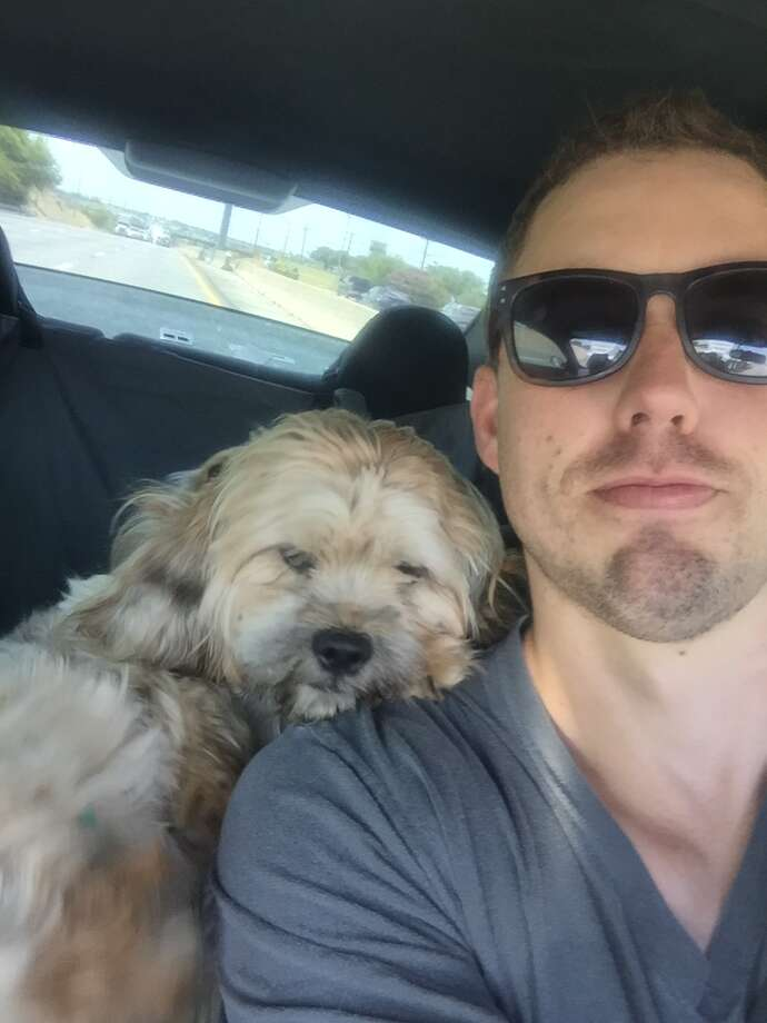 Jerred Fulbright said his 2004 Ford Expedition was stolen on Monday. Fulbright said his four dogs and other belongings were in the car when it was stolen. Photo: Jerred Fulbright