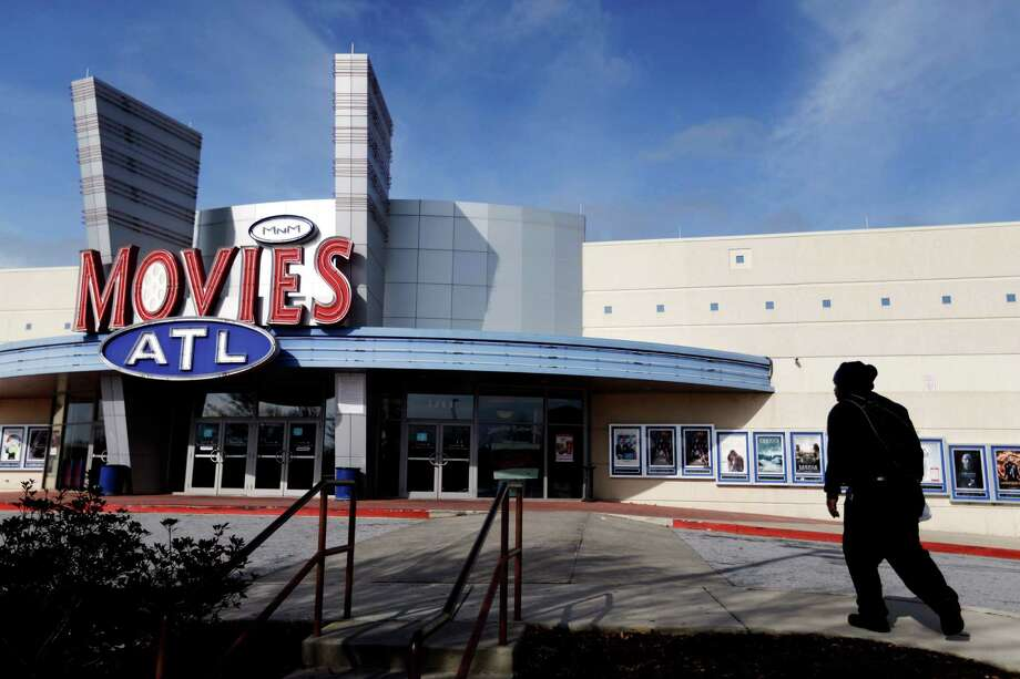 This Carmike movie theater is in Atlanta. AMC Entertainment is acquiring rival chain Carmike Cinemas for $1.2 billion, including debt. Photo: David Goldman, STF / AP