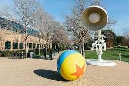The Pixar Campus in Emeryville, California, on December 20, 2016.