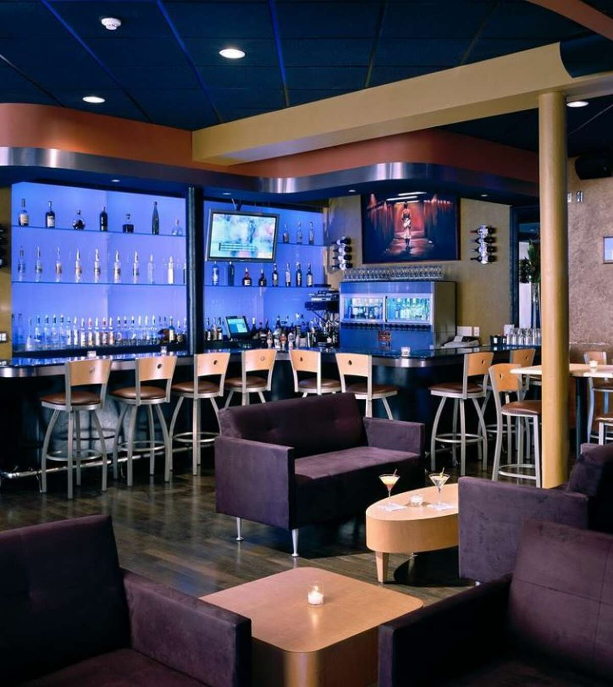 Blue 82 in Albany: New Year's Eve reservation-only party.