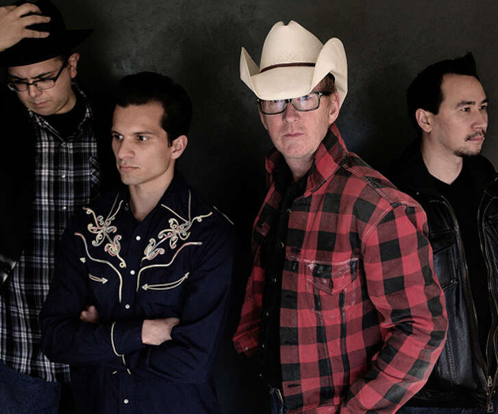 Two Tons of Steel performs Friday at McGonigel's Mucky Duck.