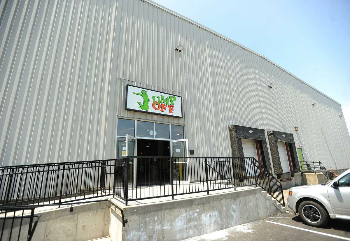 The Jump Off Indoor Trampoline Park and Fun Zone at 280 Garfield Ave. in Stratford, Conn. in May 2016.