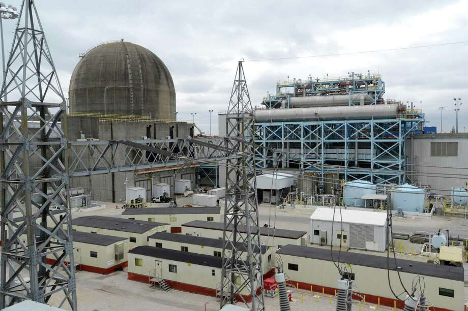 Reactor one of the South Texas Project nuclear power plant is seen on Friday, Dec. 6, 2013. Photo: Billy Calzada, Staff / San Antonio Express-News