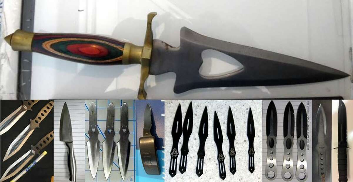 >>Click through to see the weirdest items seized at national airports by TSA agents.