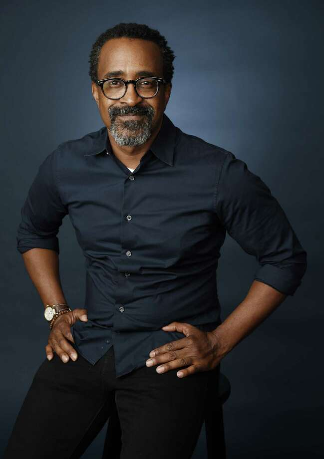 """Tim Meadows, a cast member in the Fox series """"Son of Zorn,"""" poses for a portrait during the 2016 Television Critics Association Summer Press Tour at the Beverly Hilton on Monday, Aug. 8, 2016, in Beverly Hills, Calif. (Photo by Chris Pizzello/Invision/AP) ORG XMIT: CACP135 ORG XMIT: MER2016080823244530 Photo: Chris Pizzello / Invision"""