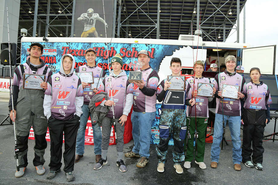 Fishing tournament results the courier for Texas high school fishing