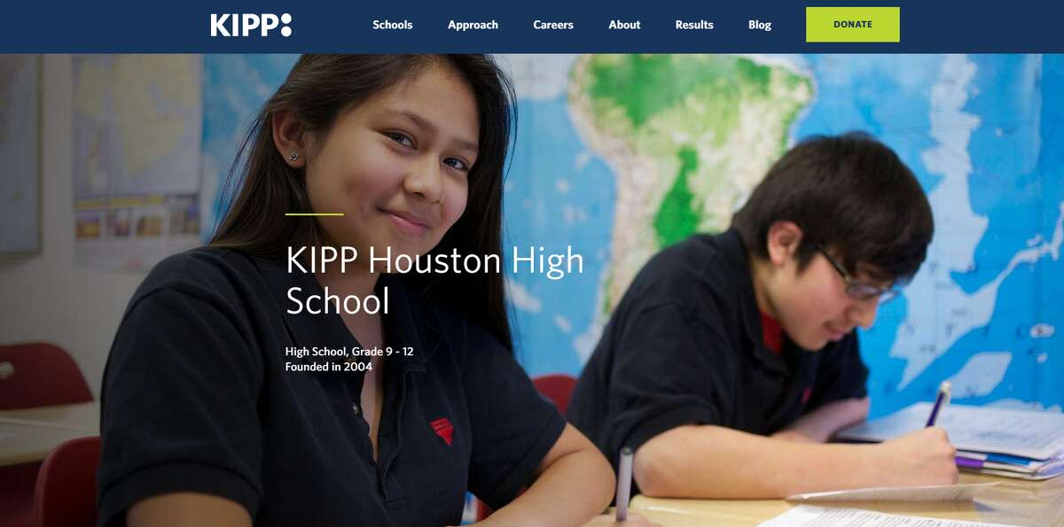 2. KIPP Houston  2015-16 population: 9,514 2016-17 population: 10,258 Percent change: 7.73%