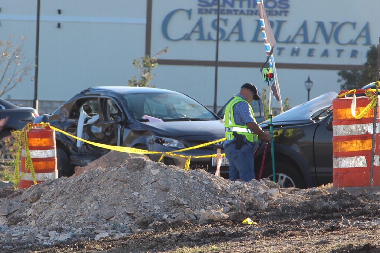 BCSO: 3 dead in crash outside far West Side movie theater - San