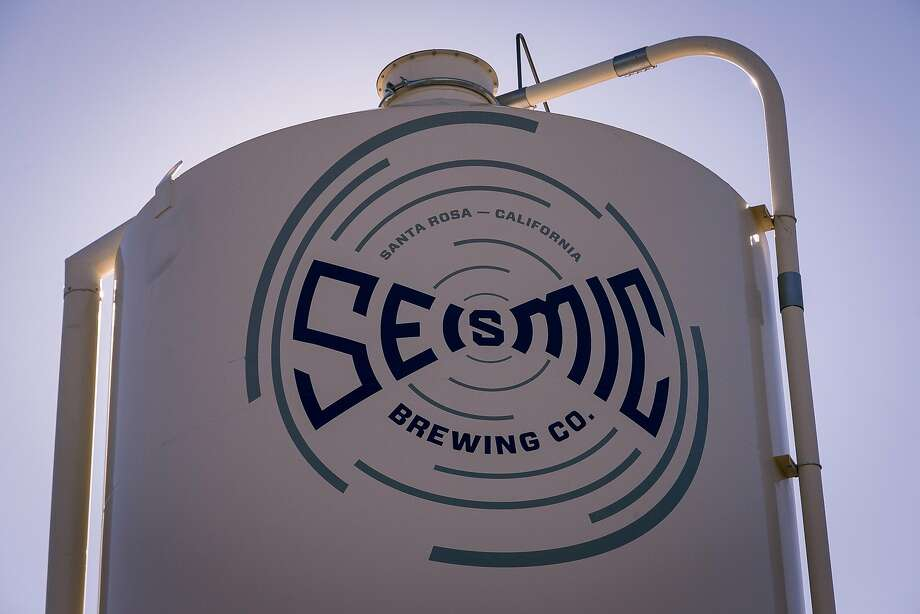 Seismic Brewing Co. has an all-star team that plans to use far less water than other breweries. Photo: John Storey, Special To The Chronicle