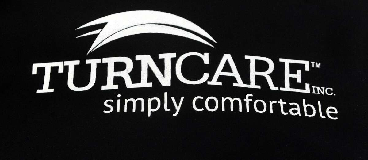 The Turncare mat's logo. has greatly reduced pressure ulcers in patients in recent tests.