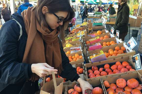 Touring the Ferry Plaza Farmers Market on a recent chilly Saturday morning with chef and cookbook author Michelle McKenzie led to a number esoteric winter produce finds, including mustard blossoms and puntarelle.