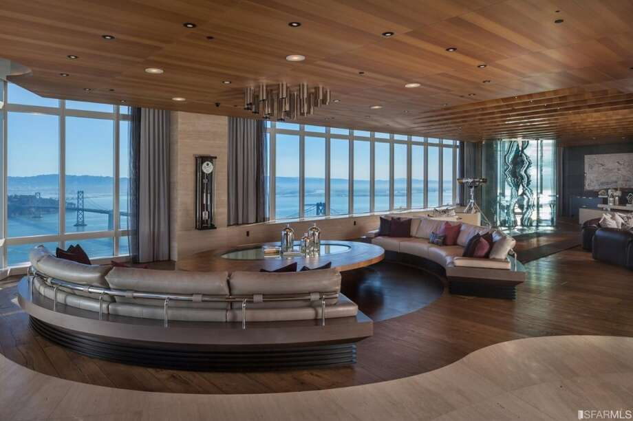 Scroll ahead to see views of some of the most expensive condos of 2016.Views from the great room in the Millennium Tower grand penthouse Photo: Jacob Elliot
