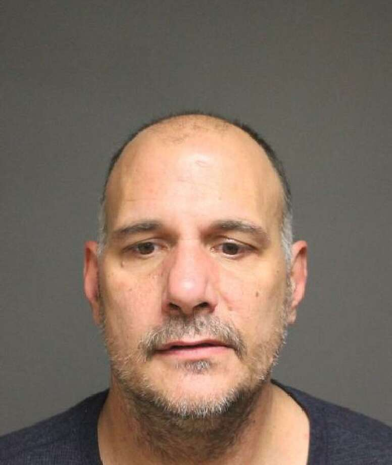 Anthony Macaluso, 49, of Shelton, was charged with sixth-degree larceny in Fairfield, Conn. on Dec. 17, 2016. Photo: Fairfield Police / Contributed Photo / Fairfield Citizen