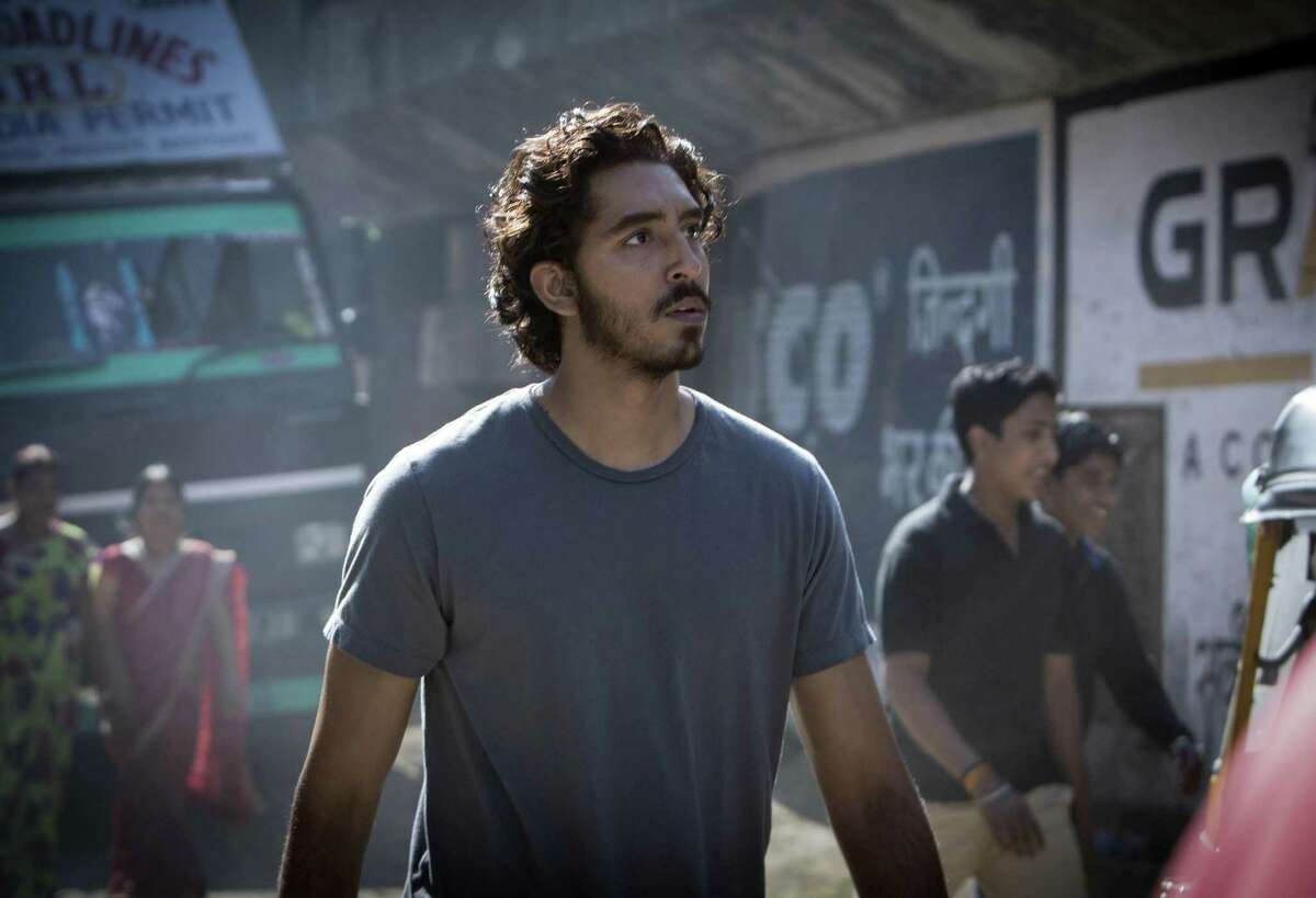 """Dev Patel plays an adult version of the lead character searching for his mom in a scene from """"Lion."""""""