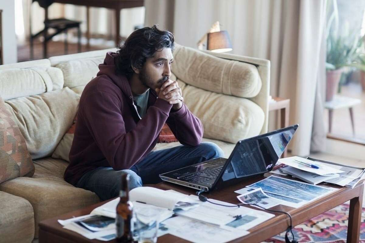 """In this image released by The Weinstein Company, Dev Patel appears in a scene from """"Lion."""" Patel was nominated for a Golden Globe award for best supporting actor for his role in the film on Monday, Dec. 12, 2016. The 74th Golden Globe Awards ceremony will be broadcast on Jan. 8, on NBC. (Mark Rogers/The Weinstein Company via AP)"""