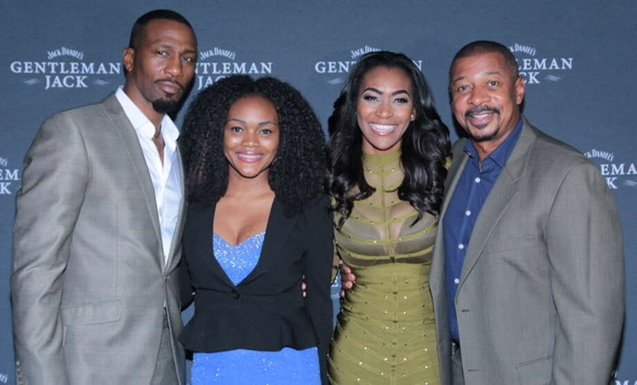 Leon Robinson, Cecile Mengue, Layllen