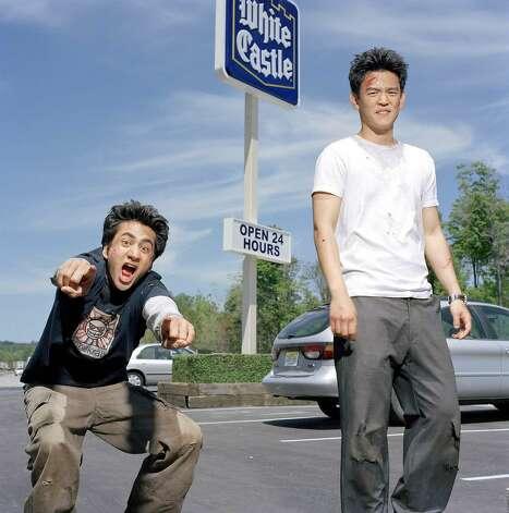 Harold & Kumar Go To White Castle (2004)   Harold & Kumar Escape from Guantanamo Bay (2008) Leaving Hulu July 31 Photo: SOPHIE GIRAUD, AP