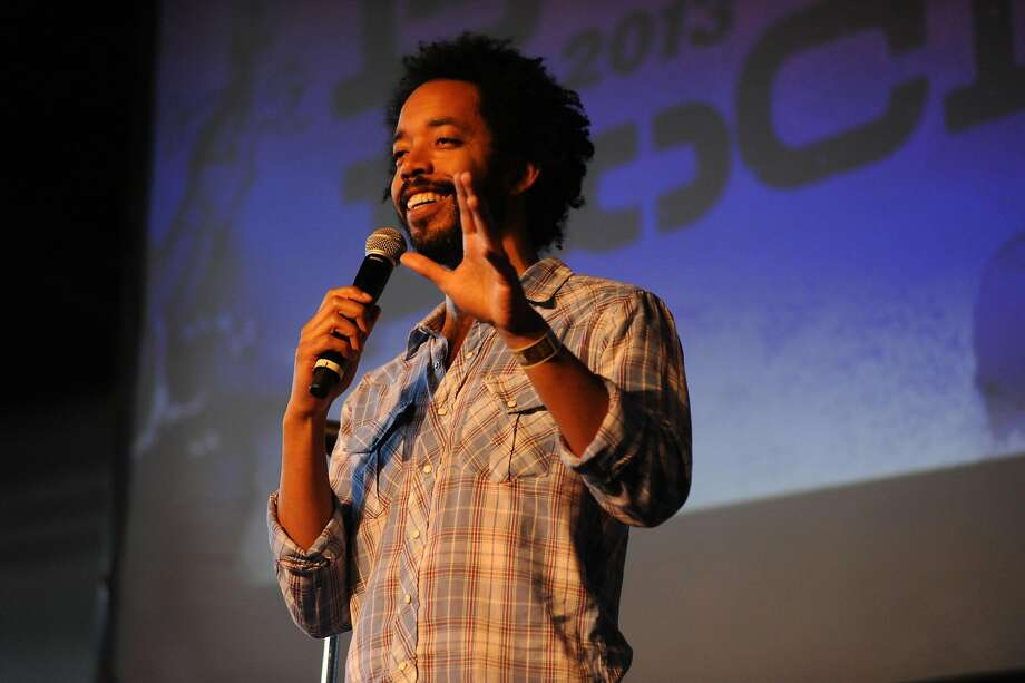 Comedian Wyatt Cenac. Photo: Erik Castro, Special To The Chronicle