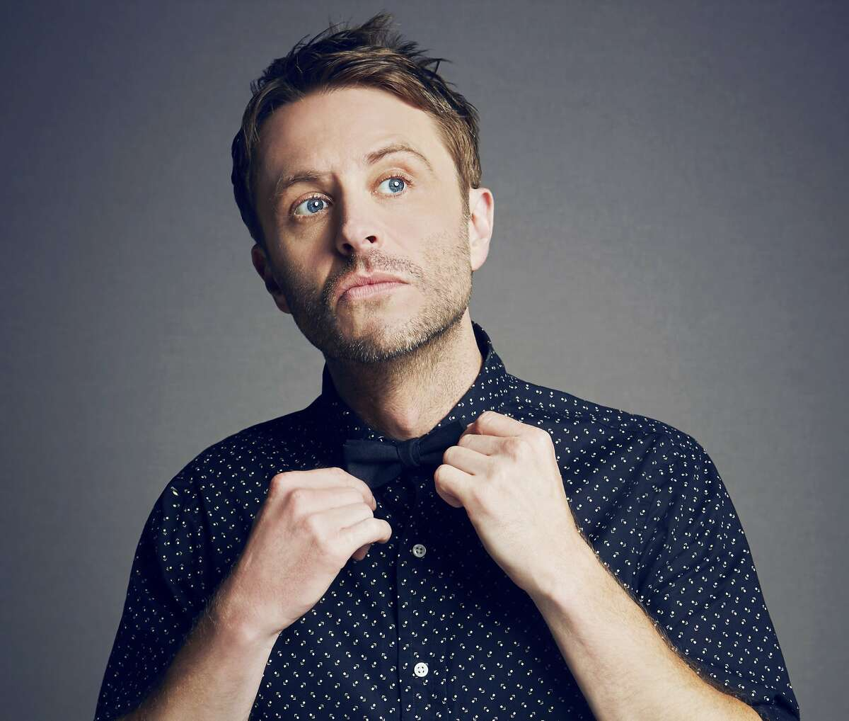 Chris Hardwick, host of Comedy Central's @Midnight, brings his standup act to the Palace of Fine Arts.