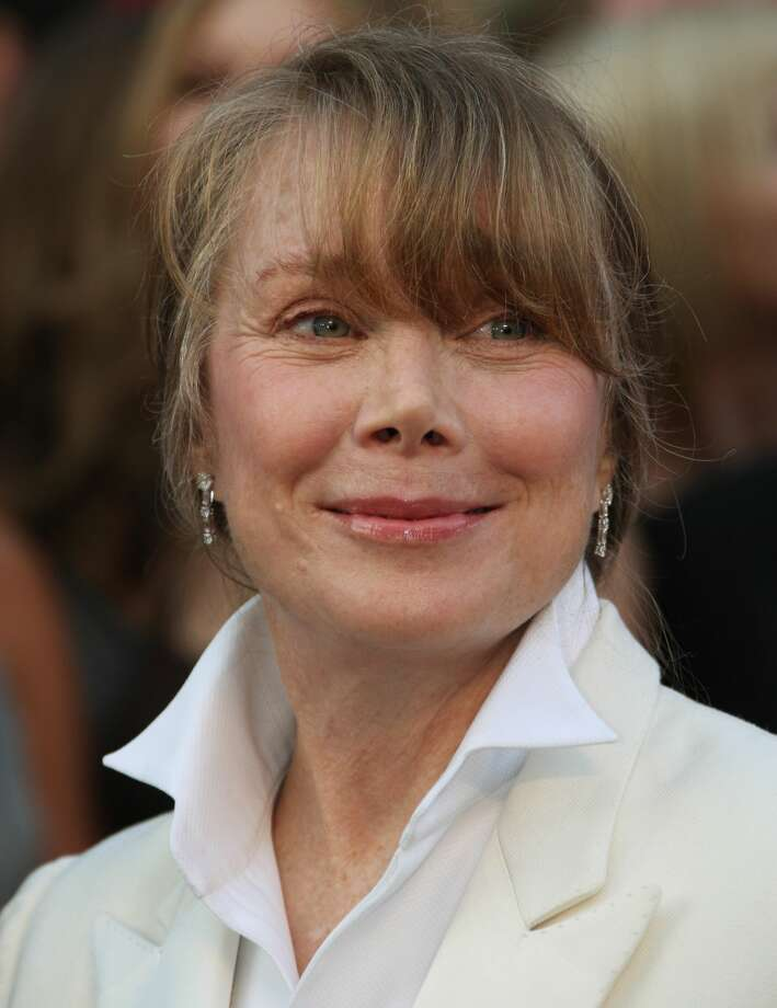 Keep going for more photos of Sissy Spacek throughout her career.  Photo: STAN HONDA/AFP/Getty Images