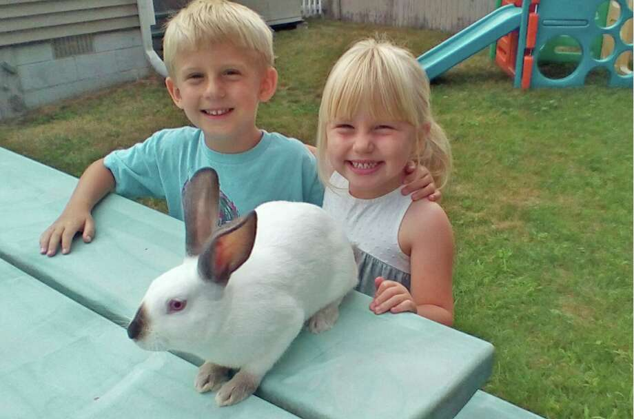Cole and Katie Ignash, 4, of Caseville Photo: Submitted Photo