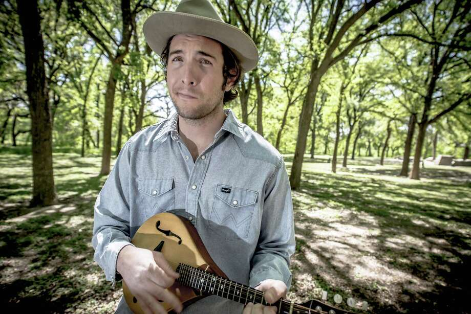 Singer-songwriter Garrett T. Capps debut album was good and greasy. Photo: Courtesy Photo