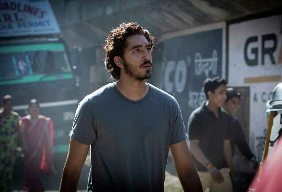 """In this image released by The Weinstein Company, Dev Patel appears in a scene from """"Lion.""""  On Wednesday, Dec. 14, 2016, Patel was nominated for a Screen Actors Guild award for outstanding performance by a male actor in a supporting role for his role in the film. (Mark Rogers/The Weinstein Company via AP) ORG XMIT: NYET346 Photo: Mark Rogers / © Long Way Home Productions 2015"""