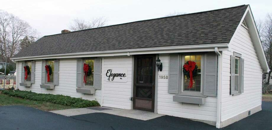 Salon Elegance, on the Post Road in Darien, is closing Saturday after 35 years. Photo: Erin Kayata / Hearst Connecticut Media / Darien News