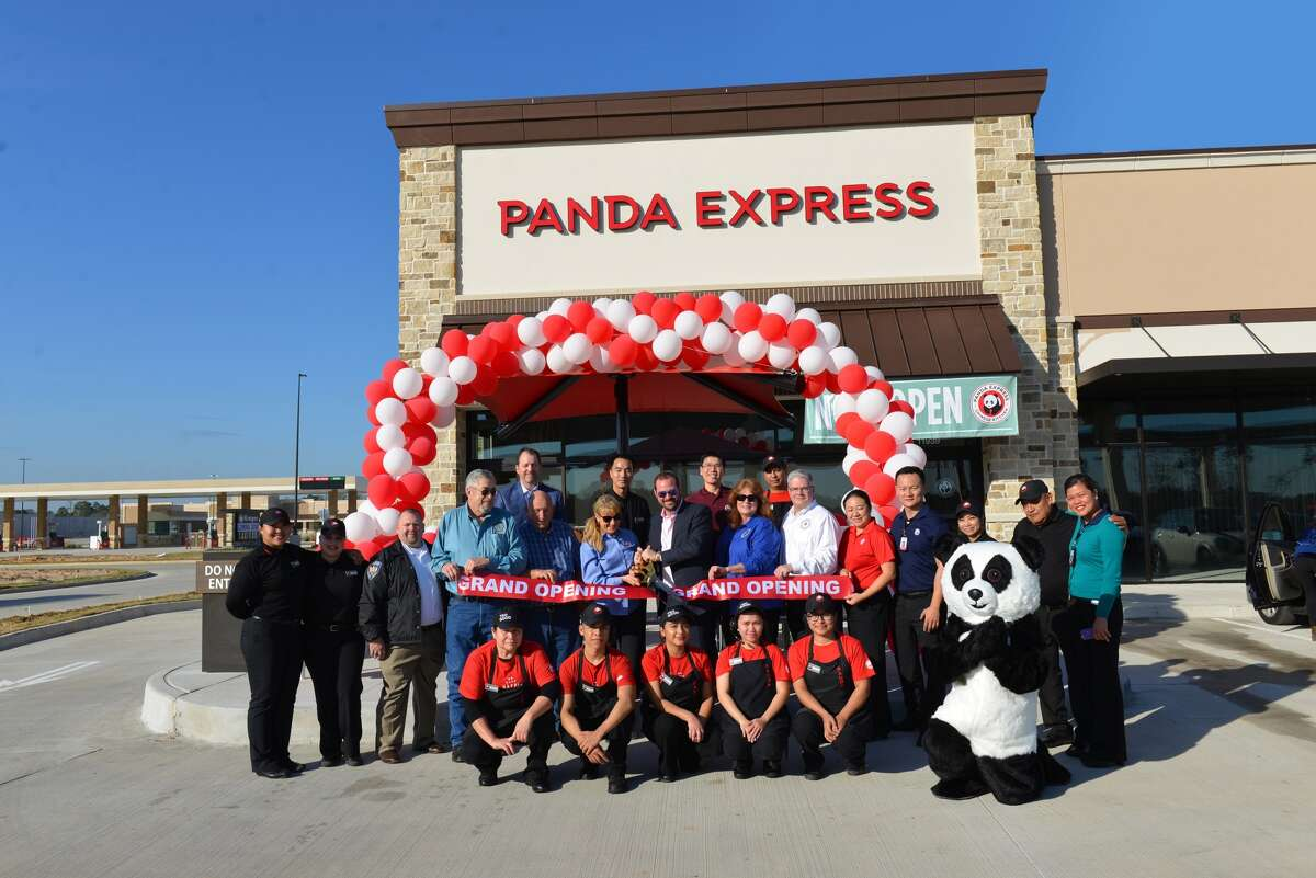 Panda Express is now open in Valley Ranch Town Center, a develpoment of The Signorelli Co. at the Grand Parkway and U.S. 59 northeast of Houston.