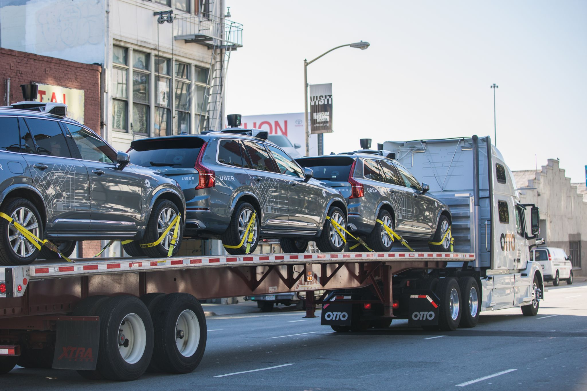 uber sending self driving cars to arizona sfgate