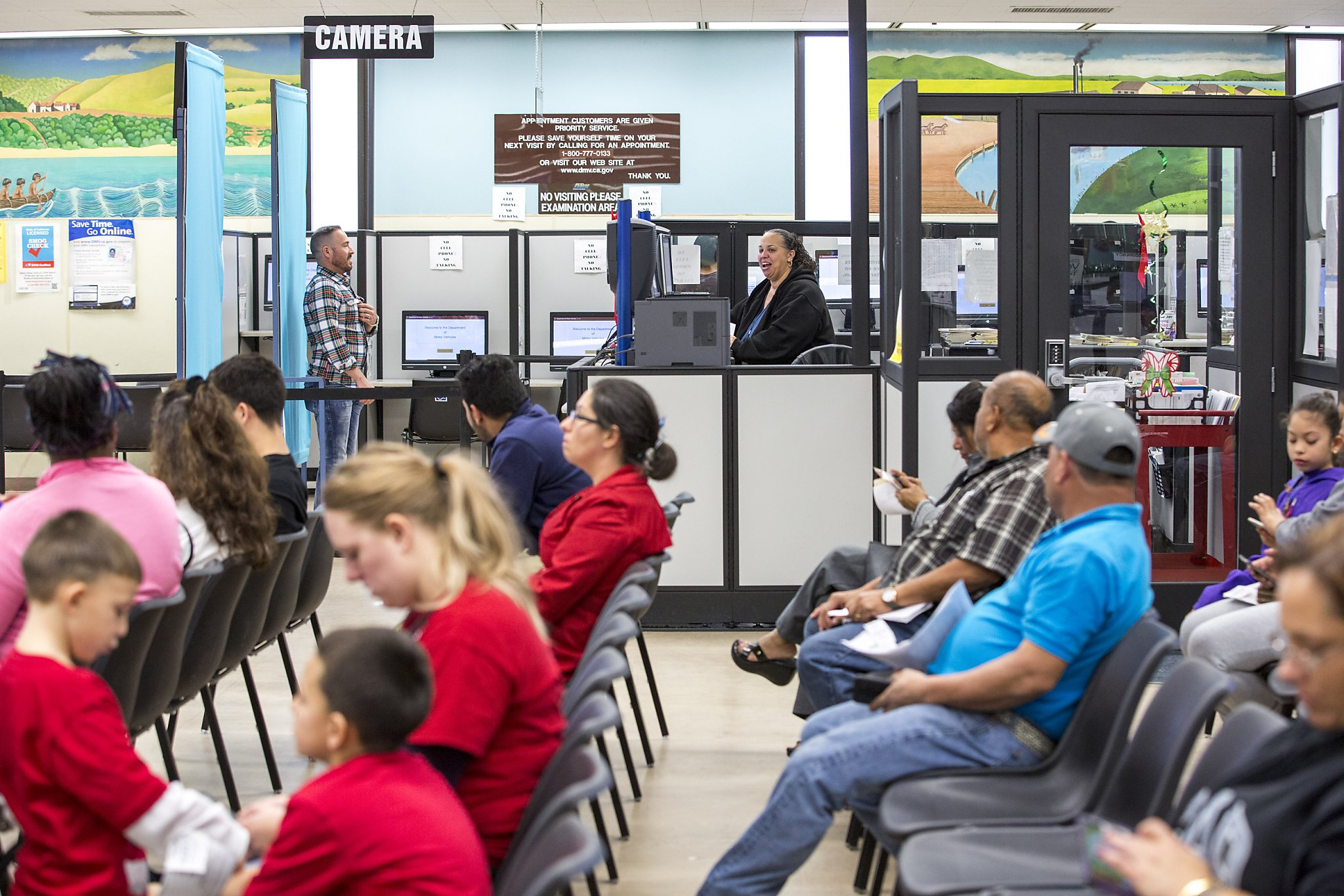 California DMV may have botched 23,000 voter registrations