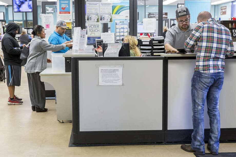 Self Serve Dmv Kiosks Launched At 14 Bay Area Locations