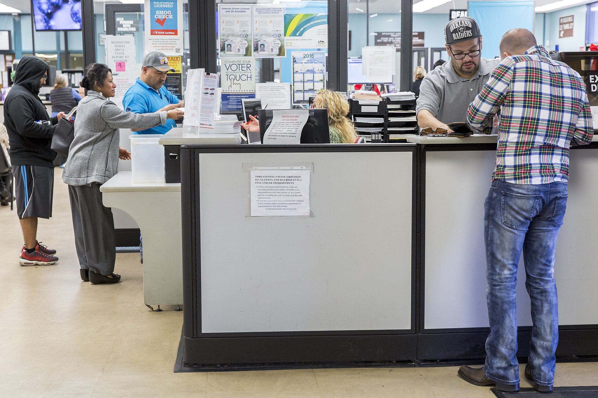 Self-serve DMV kiosks launched at 14 Bay Area locations - SFGate