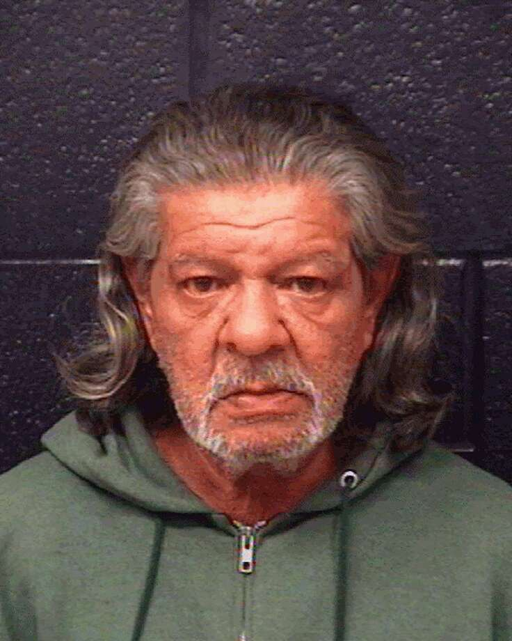 JALOMO, JUAN (W M) (62) years of age was arrested on the charge of AGG ASSAULT DATE/FAMILY/HOUSE W/WEAPON (OTHER DANG WEAP) (F), at 2704 PINE ST, at 1432 hours on 12/20/2016 Photo: Courtesy