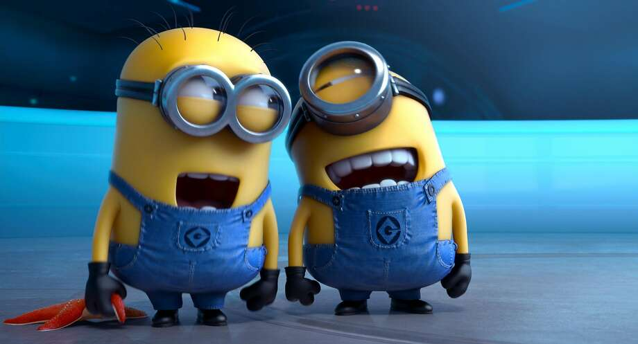 "The minions will return in ""Despicable Me 3."" Photo: Uncredited, Associated Press"