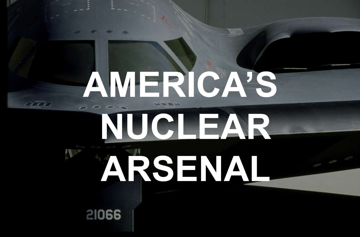 America's nuclear arsenal has shrunk significantly since the end of the Cold War, but we still maintain thousands of nuclear warheads. Click through the images to get an overview of the country's nuclear arsenal.