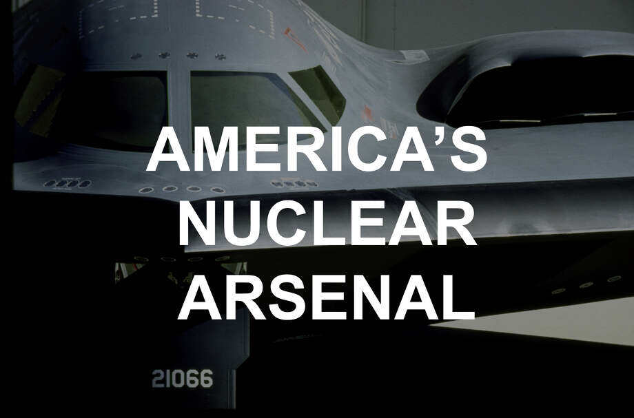 America's nuclear arsenal has shrunk significantly since the end of the Cold War, but we still maintain thousands of nuclear warheads. Click through the images to get an overview of the country's nuclear arsenal. / Mark Meyer
