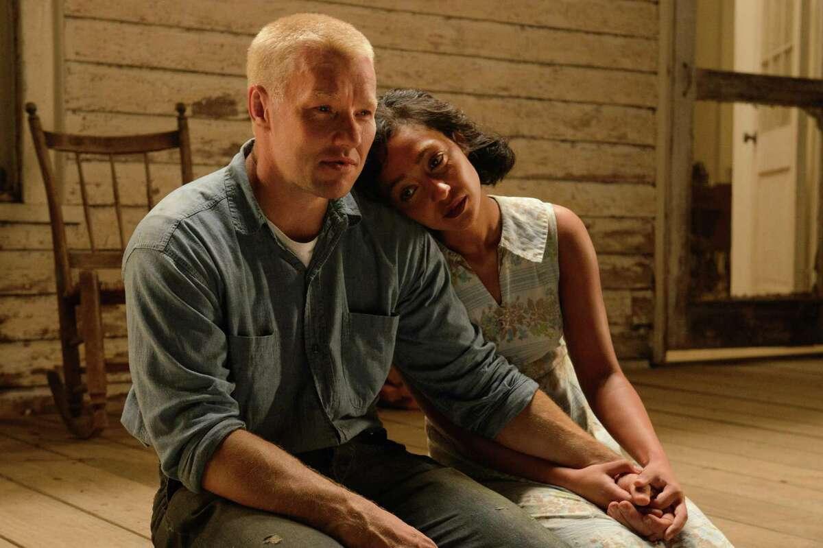 Joel Edgerton and Ruth Negga star in