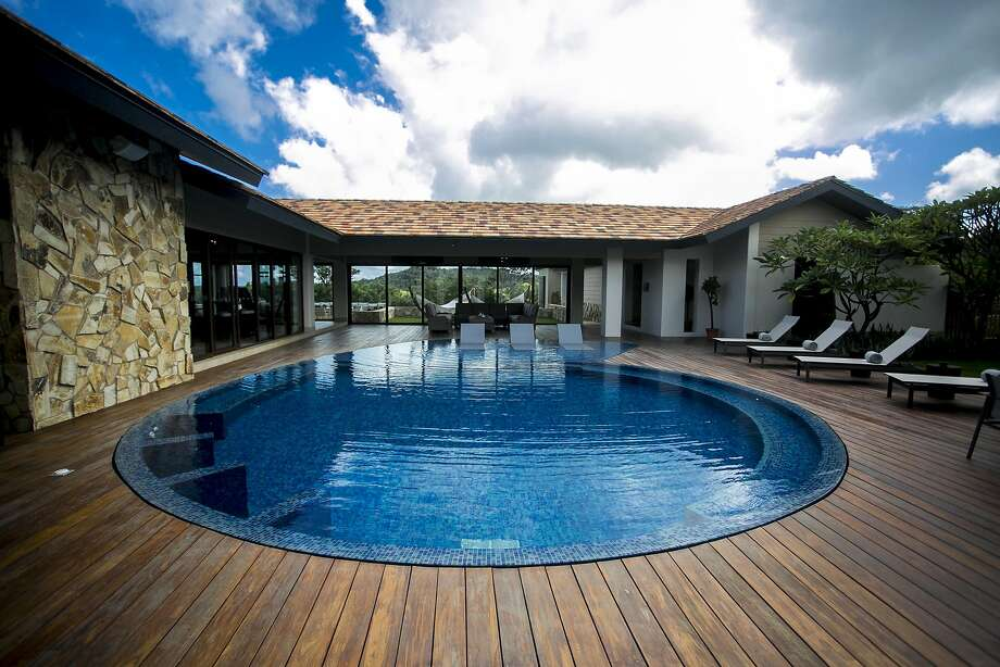 "Nicaragua's Nekupe Sporting Resort and Retreat, which has just eight suites and villa, includes this pool open to all guests and an infinity-edge pool shared by two ""grand suites."" Photo: Eduardo Santella / Nekupe"