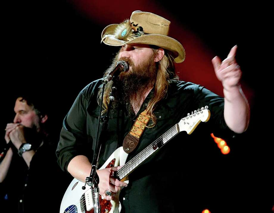 Chris Stapleton's All-American Road Show features newcomers such as Lucie Silvas and Brent Cobb. Photo: Rick Diamond /Getty Images / 2016 Getty Images