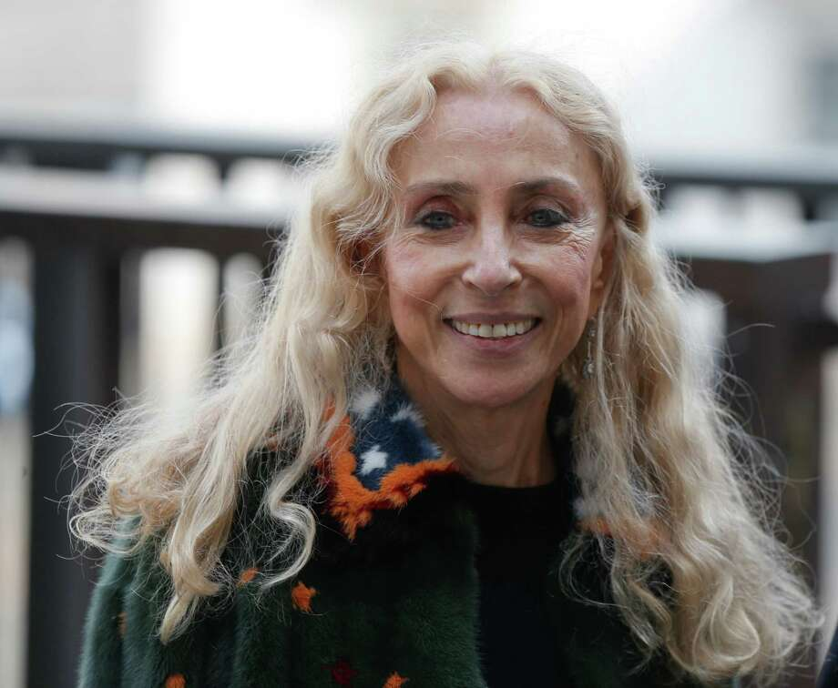 In this photo taken on Wednesday, Feb. 24, 2016, Carla Sozzani arrives to attend a lunch with Italian premier Matteo Renzi at Palazzo Reale, in Milan, Italy.  Vogue Italia editor-in-chief Franca Sozzani, who championed Italian fashion the pages of the magazine she ran for 28 years, has died at the age of 66. The on-line version of Vogue Italia remembered Sozzani on Thursday, Dec. 21, 2016 with a simple red heart next to her name. The Italian news agency ANSA said she died after a long illness. (AP Photo/Luca Bruno) ORG XMIT: MIL101 Photo: Luca Bruno / Copyright 2016 The Associated Press. All rights reserved.