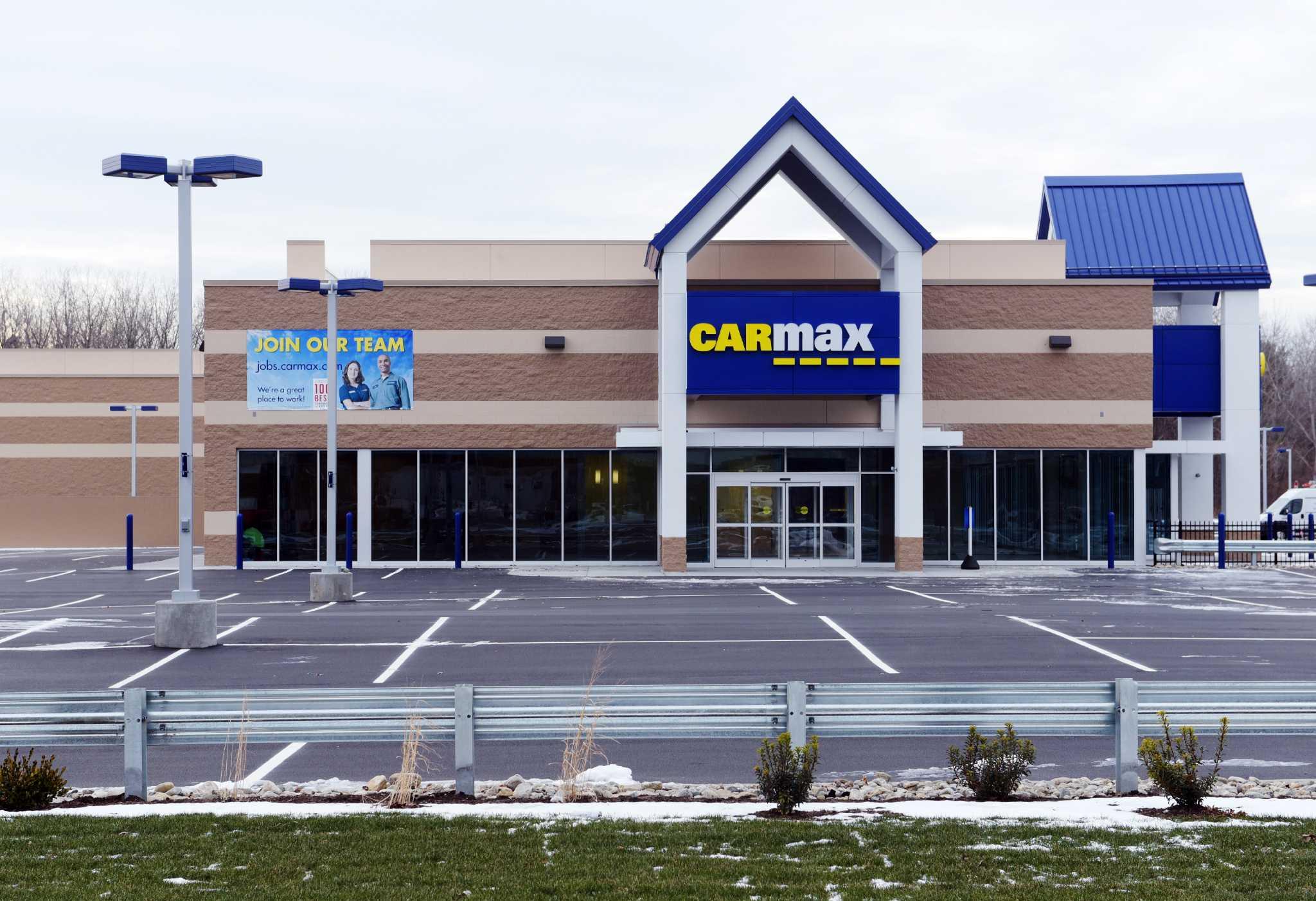 CarMax to open in Colonie Feb 23 Times Union