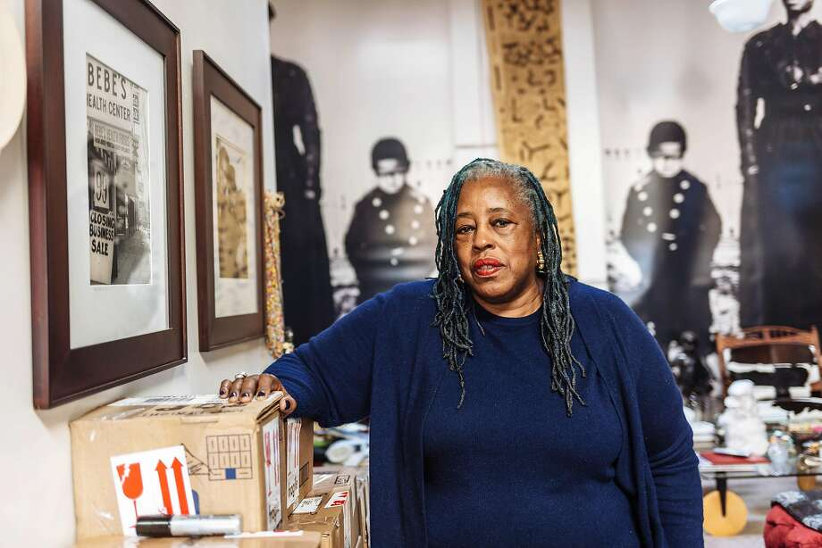 On 2011, Mayor Tom Bates of Berkeley CA declared that March 29th to be Mildred Howard Day after long time artist and Berkeley resident Mildred Howard. 5 years later she finds herself facing eviction from her live/work studio where she has resided for 18 years. Photo: Michael M. Santiago, Special To The Chronicle