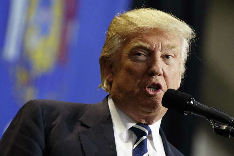 President-elect Donald Trump's words carry global repercussions, and Twitter is far too blunt of an instrument for even bluster on policy. It is not the right forum to make statements about nuclear weapons. Photo: Evan Vucci /Associated Press / Copyright 2016 The Associated Press. All rights reserved.