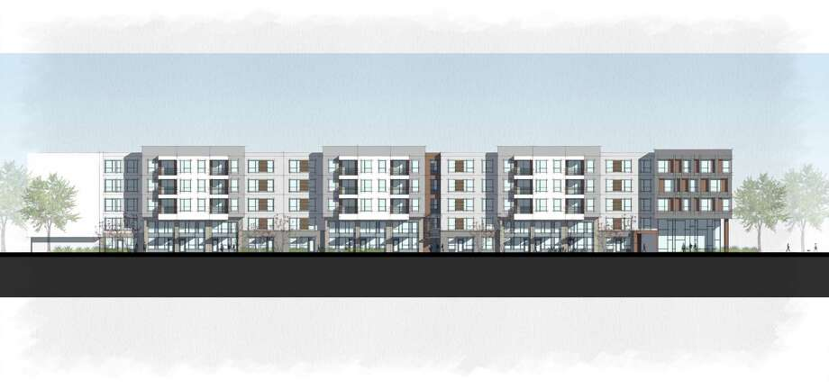 Dallas developer Encore Multi-Family plans to start construction in February on an as-yet-unnamed apartment complex in south downtown. Photo: Courtesy Encore Multi-Family /