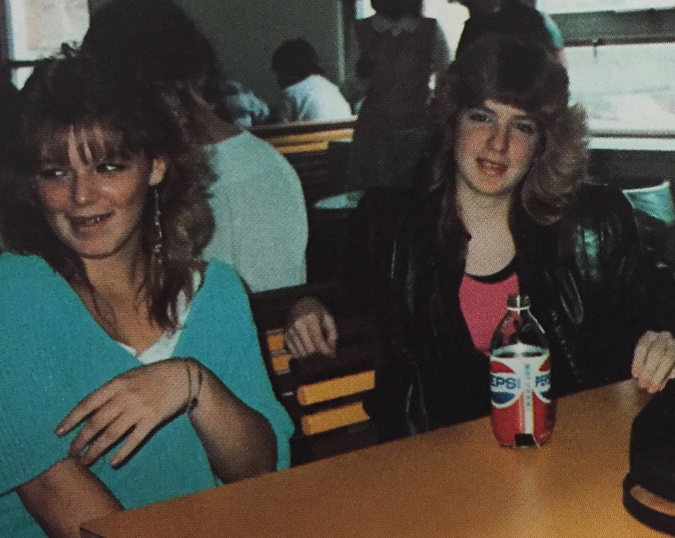 As 2017 approaches, click through the slideshow of 1987 yearbook photos to get an idea of what we looked like 30 years ago .